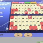Color by Number Online Hard Unique How to Play Keno 13 Steps with Wikihow
