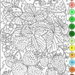 Color by Number Pictures for Adults Exclusive 296 Best Connect the Dots Images In 2018