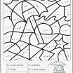 Color by Number Worksheets for Adults Marvelous Luxury Easy Color by Number Coloring Pages – Kursknews