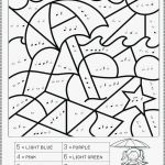 Color by Numbers Free Printable Brilliant Luxury Easy Color by Number Coloring Pages – Kursknews