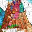 Color by Numbers Online for Adults Creative Happy Color™ – Color by Number by X Flow
