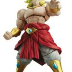 Color Dragon Ball Z Amazing Bandai Broly Figure Rise Standard Dragon Ball Z Super Saiyan for