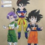 Color Dragon Ball Z Amazing Pin by Wrath the Terror On Dragon Ball Z