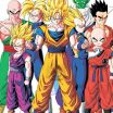 Color Dragon Ball Z Beautiful Group Lineart 64 Color by Prinzve A On Deviantart