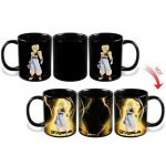 Color Dragon Ball Z Best Drop Shipping Changing Color Mugs Dragon Ball Z Mug son Goku Heat