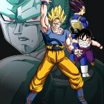 Color Dragon Ball Z Brilliant Dragon Ball Z the Return Of Cooler Dragon Ball Wiki
