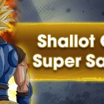 Color Dragon Ball Z Brilliant Shallot Goes Super Saiyan
