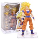 Color Dragon Ball Z Excellent 2019 Shf Shfiguarts Dragon Ball Z Super Saiyan 3 son Goku Pvc Action