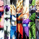 Color Dragon Ball Z Inspirational Dragon Ball Fighterz