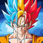 Color Dragon Ball Z Inspiring How Many Super Saiyan Hair Colors Exist as Of yet • Kanzenshuu