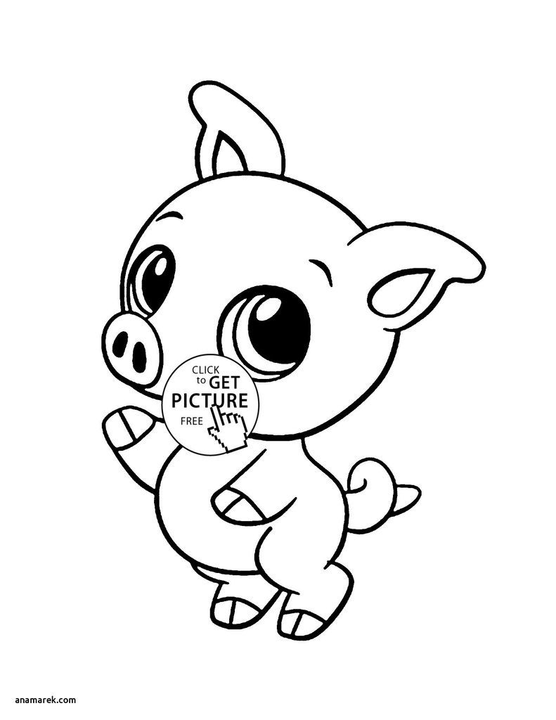 Color Online Free for Adults Best Of Kids Coloring Pages Animals Cute – Salumguilher