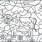 Color Online Free for Adults Inspirational Hard Color by Number Coloring Pages – Freericardopalmera
