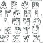 Color Online Free for Adults New Printable Letter R Coloring Pages