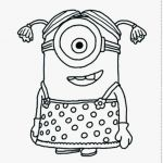 Color Pages Minions Beautiful Minions Color Sheet Inspirational Free Coloring Pages Animation