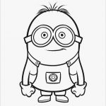 Color Pages Minions Creative Beautiful Coloring Pichures Fvgiment
