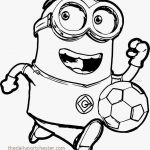 Color Pages Minions Inspirational Minion Coloring Pages New Free Minion Coloring Pages Awesome 0d