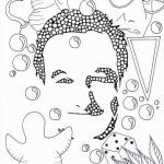 Color Pages Printable Amazing New Makeup Face Coloring Pages – Tintuc247