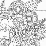 Color Sheet for Adults Exclusive Fall Coloring Sheets