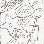Color Sheets Free Wonderful Summer Coloring Pages for Kids