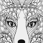Coloring Animals for Adults Awesome Coloring Sheets Animals ¢–· Coloring Pages Printables