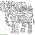 Coloring Animals for Adults Inspirational Easy Animal Pages