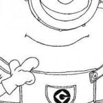 Coloring Book Minion Beautiful Minion Coloring Pages Minions Coloring Inspirational 18new