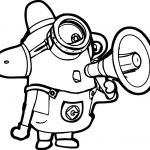 Coloring Book Minion Inspired Minion Coloring Pages Bob
