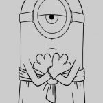 Coloring Book Minion Inspiring 13 Best Minion Coloring Pages Kanta