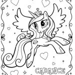 Coloring Book My Little Pony Inspired Best My Little Pony Cute Coloring Pages