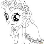 Coloring Book My Little Pony Pretty My Little Pony Coloring Pages