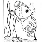 Coloring Book Sea Animals Elegant Under the Sea Color Pages Book Cartoon Colouring Free for Adults