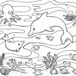 Coloring Book Sea Animals Inspirational Sea Animals Coloring Pages Awesome Beautiful Printable Ocean Animals