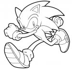 Coloring Book sonic Inspiration Best sonic the Hedgehog Coloring Books