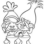 Coloring Book Trolls Awesome Troll Coloring Pages