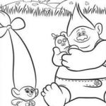 Coloring Book Trolls Inspiring 40 Best Trolls Images In 2018