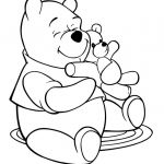 Coloring Book Winnie the Pooh Creative Coloring Page Blank Colourings Csengerilaw Coloring Winnie the