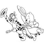 Coloring Book Winnie the Pooh Inspiration Tigger Coloring Pages Inspirational Pooh Bear Coloring Pages 12 New