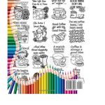 Coloring Books for Adults Pdf Inspiring Adult Coloring Books Coffee Lovers Volume 16 Ebook Download Free …