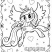 Coloring Books My Little Pony Pretty Best My Little Pony Cute Coloring Pages