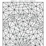 Coloring by Numbers for Adults Brilliant Free Printable Color by Number Pages for Adults Fresh Vases Flower