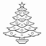 Coloring Christmas Tree Elegant 29 Coloring Pages Christmas ornaments Download Coloring Sheets