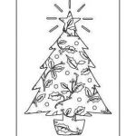 Coloring Christmas Tree Pretty White Pine Tree Coloring Page Elegant Xmas Tree Wallpaper by S 0d