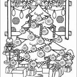 Coloring Christmas Trees Inspirational Suprising Coloring Pages Merry Christmasg for Boys Picolour