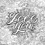 Coloring Cuss Words Amazing 48 Swear Word Coloring Pages Printable Free — String town Blog