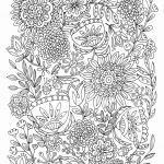 Coloring for Adults Online Creative Adult Coloring Line Free Awesome Line Coloring Pages for Adults