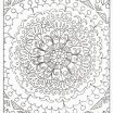 Coloring Images for Adults Best 17 Inspirational Free Mandala Coloring Pages for Adults