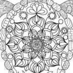 Coloring Page for Adult Fresh √ the tortoise Coloring Pages for Adult and Abstract Coloring Pages