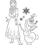 Coloring Page Frozen Exclusive Drawings Characters From Frozen Awesome Characters Coloring