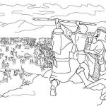 Coloring Page Of Jesus Pretty Fresh Birth Jesus Story Coloring Pages – Kursknews