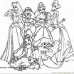 Coloring Pages 101 Elegant Lovely Princess Coloring Picolour
